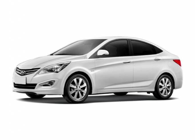 Аренда Hyundai Solaris 1.4 в Симферополе от SkyRent