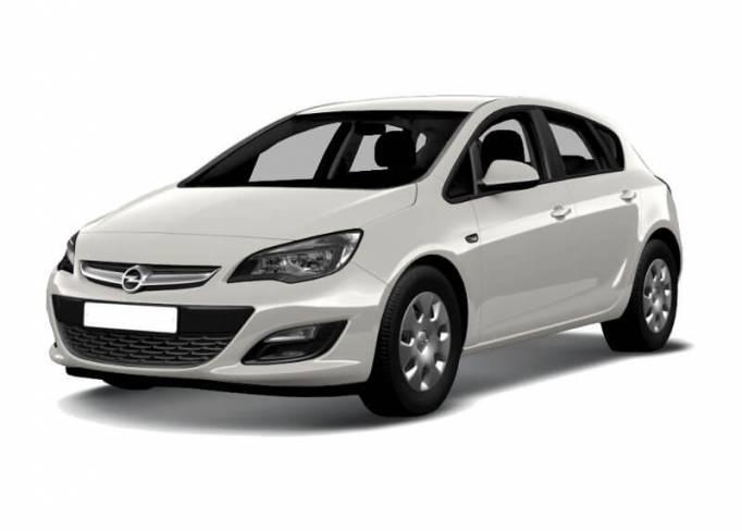 Аренда Opel Astra 1.6 хетчбек в Симферополе от SkyRent