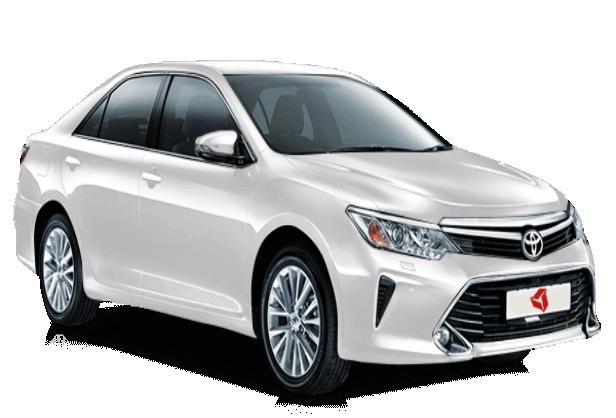 Аренда Toyota Camry 2.5 в Симферополе от SkyRent