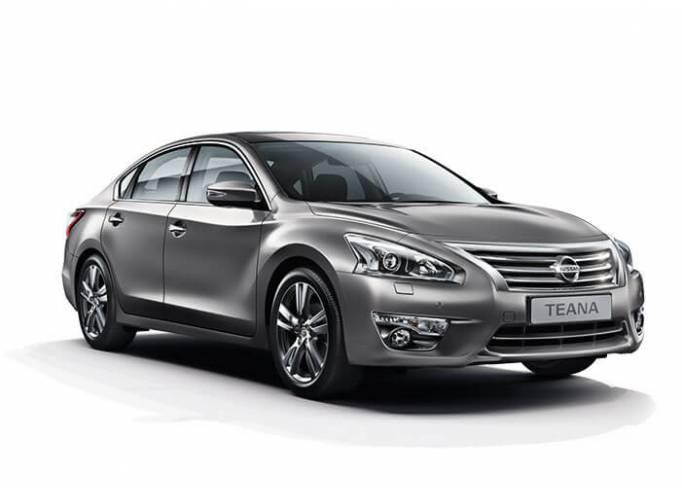 Аренда Nissan Teana 2.5  в Симферополе от SkyRent