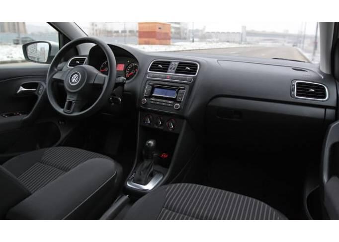 SkyRent предлагает на взять на прокат VW Polo 1.6 автомат в Крыму