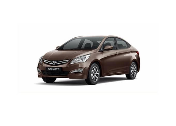 Аренда  Hyundai Solaris 1.4 в Симферополе
