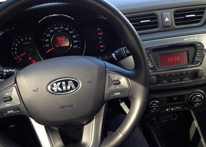 SkyRent предлагает на взять на прокат Kia Rio 1.4  в Крыму