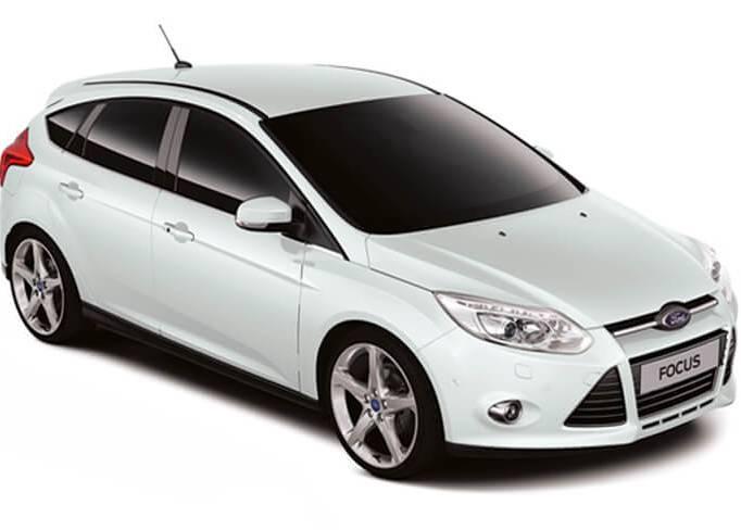 SkyRent предлагает на взять на прокат Ford Focus 1.6 в Крыму