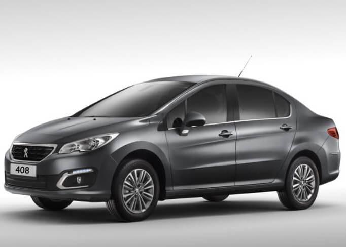 SkyRent предлагает на взять на прокат Peugeot 408 1.6 в Крыму