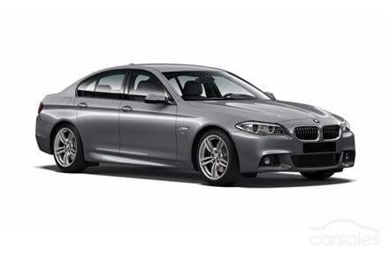 SkyRent предлагает на взять на прокат BMW 528 X-drive в Крыму