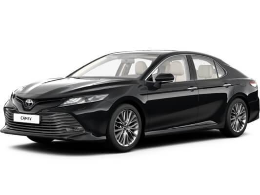 Аренда Toyota-Camry-V70-2.5 2018  в Симферополе от SkyRent