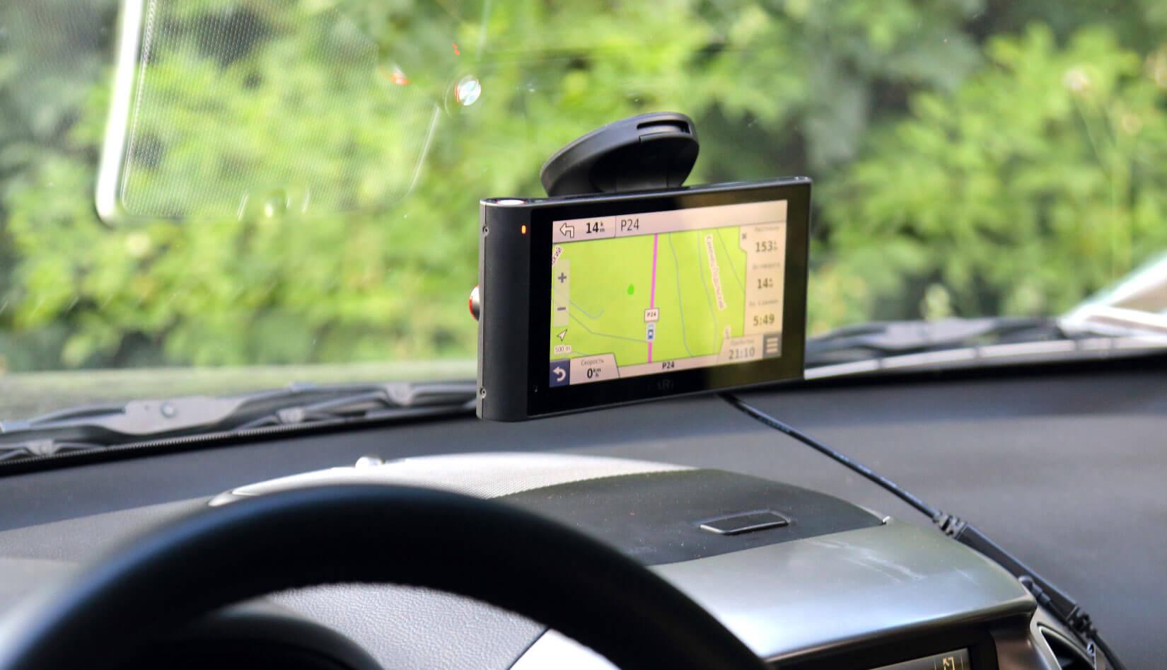 Аренда авто с GPS-навигатором в Крыму